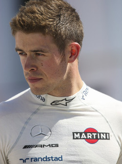 Paul di Resta, Reserve Driver, Williams F1