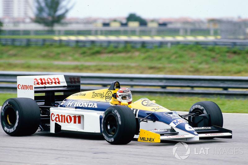 GP do Brasil – 1986