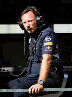 Christian Horner, Teamchef Red Bull Racing