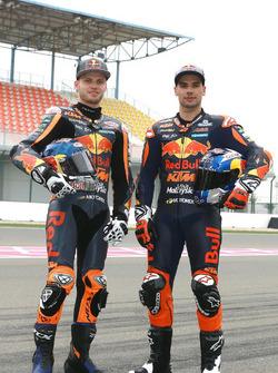Brad Binder y Miguel Oliveira, Red Bull KTM Ajo