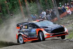 Mads Østberg, Torstein Eriksen, Ford Fiesta WRC