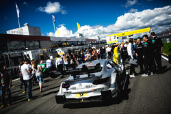 Машина Гері Паффетта, Mercedes-AMG Team HWA, Mercedes-AMG C63 DTM