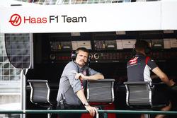 Guenther Steiner, Director Haas F1 Team