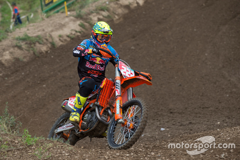 Tony Cairoli, Red Bull KTM Factory Racing Team