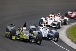 Charlie Kimball, Chip Ganassi Racing Honda, Max Chilton, Chip Ganassi Racing Honda