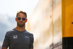Дженсон Баттон, McLaren