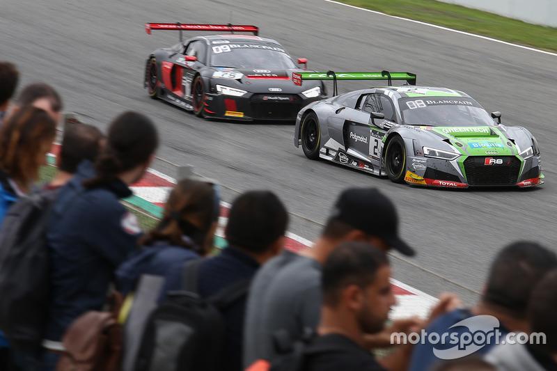 #2 Belgian Audi Club Team WRT Audi R8 LMS: Бенуа Трелює, Стефан Рішельмі, Натанаель Бертон