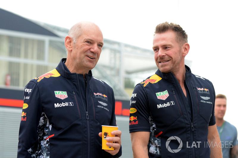 Едріан Ньюі, Red Bull Racing