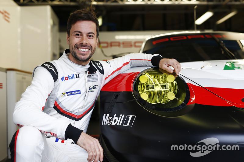 Frédéric Makowiecki, Porsche Team