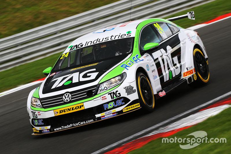 Jake Hill, TAG Racing Volkswagen CC