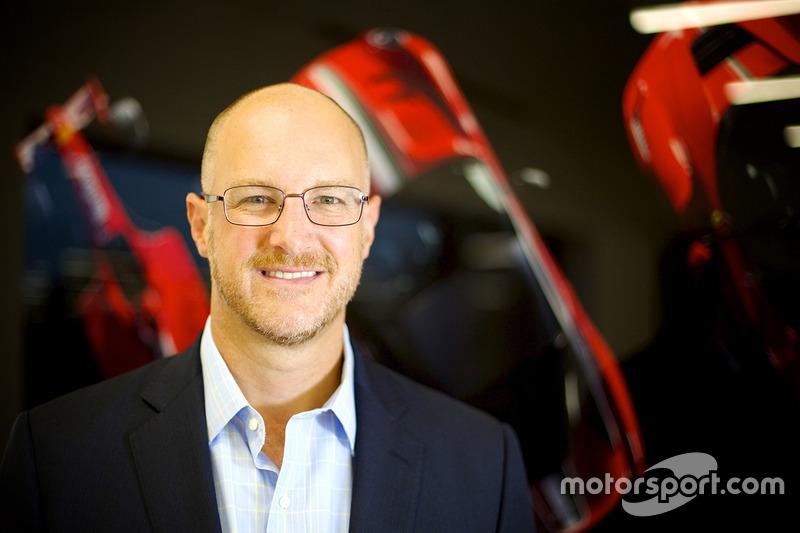 Colin Smith, CEO von Motorsport Network