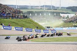 Марк Маркес, Repsol Honda Team, старт гонки