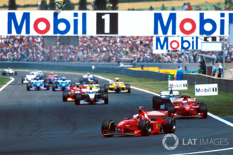 Гран При Франции 1998