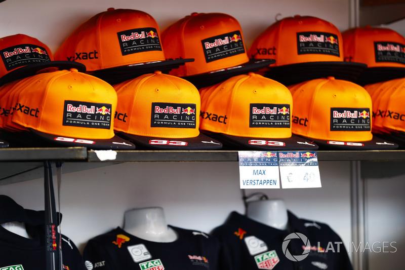 Помаранчеві кепки Макса Ферстаппена