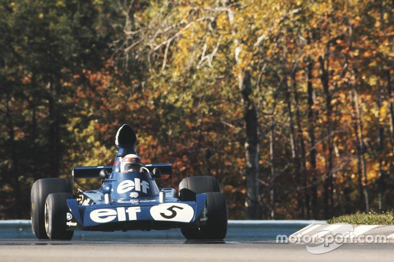 1973 - Jackie Stewart, Tyrrell-Ford