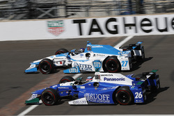 Марко Андретти и Такума Сато, Andretti Autosport Honda