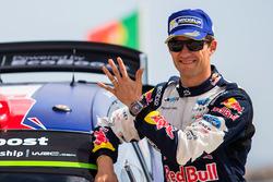 Winner Sébastien Ogier, M-Sport