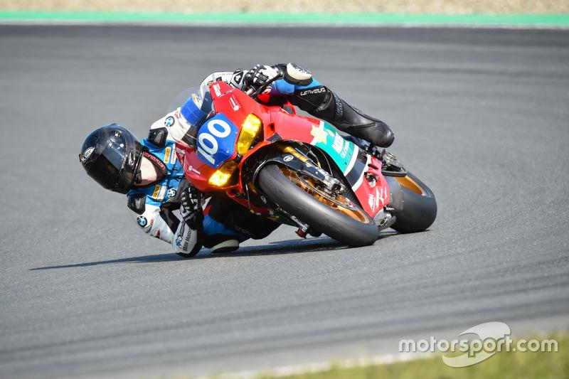 20. #100 Hertrampf Racing Ducati Endruance – Marco Nekvasil, Oliver Skach, Gareth Jones - +48 Runden