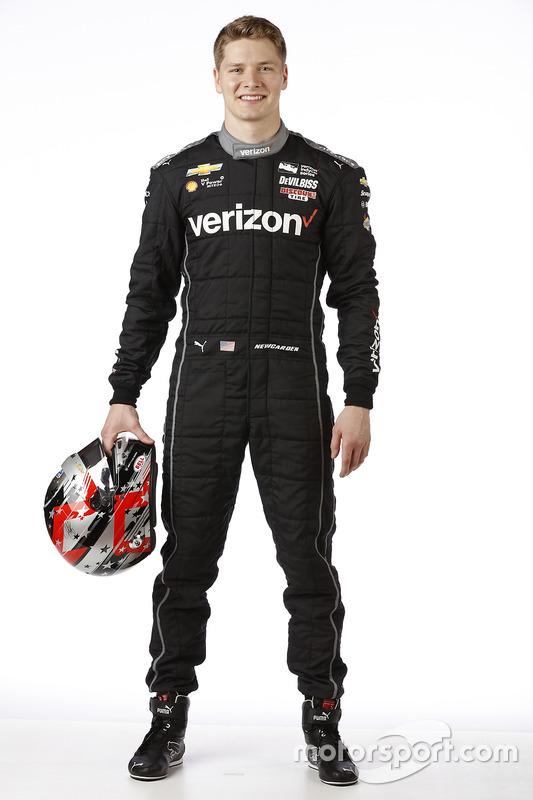 2. Джозеф Ньюгарден, Team Penske Chevrolet