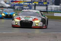 #23 Alex Job Racing, Audi R8 LMS GT3: Bill Sweedler, Pierre Kaffer, Townswend Bell, Frank Montecalvo