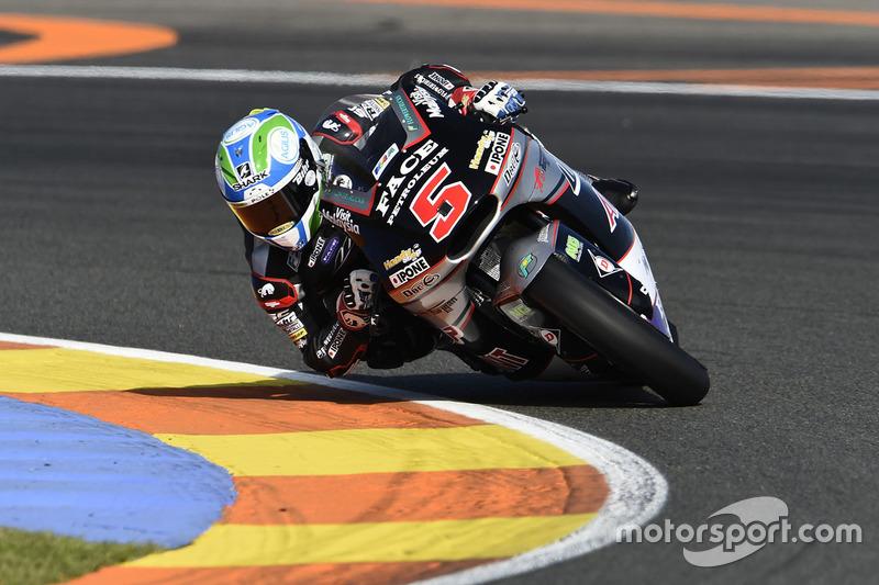 Moto2: Ajo Motorsport, Kalex Moto2