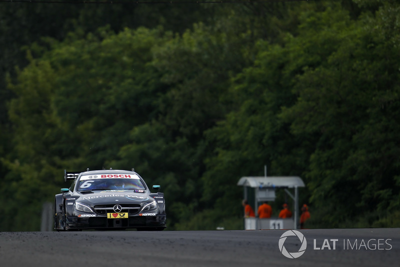 Robert Wickens, Mercedes-AMG Team HWA, Mercedes-AMG C63 DTM