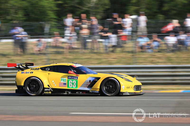 2. LMGTE-Pro: #63 Corvette Racing, Corvette C7.R