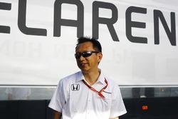 Yusuke Hasegawa, Direktörü, Honda