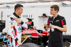 Alexander Albon, ART Grand Prix, George Russell, ART Grand Prix