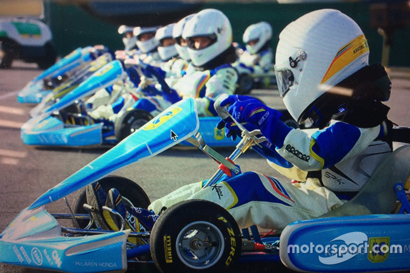 Fernando Alonso Karting Campus
