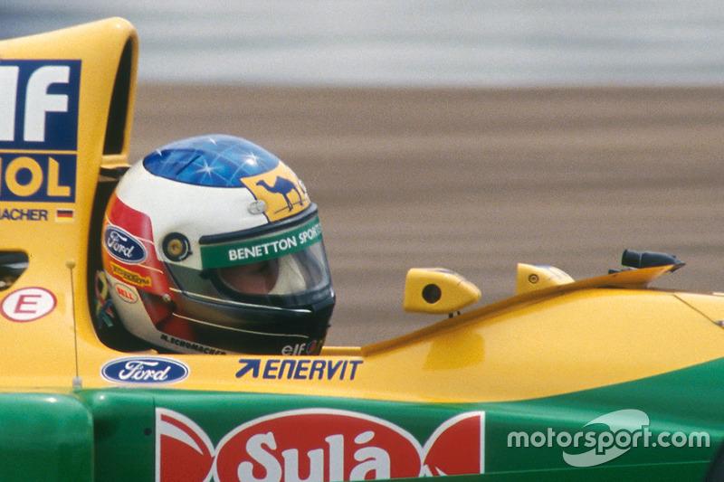 1993: Benetton.