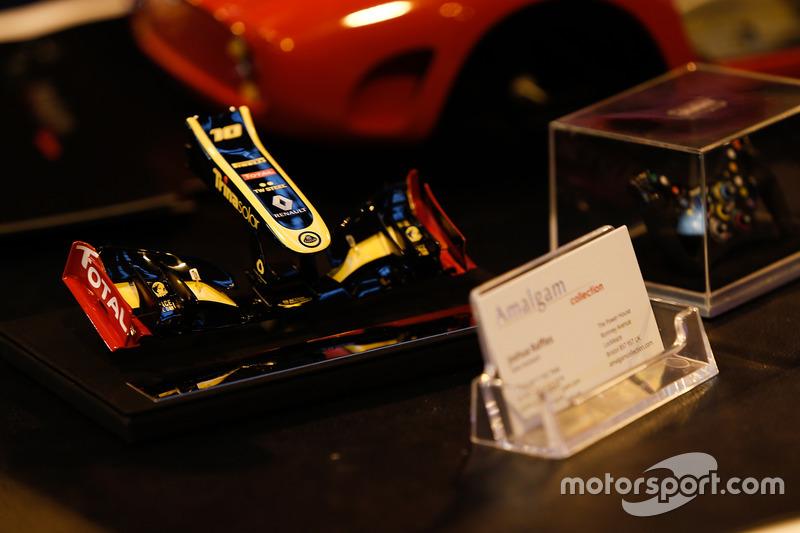 Модель Lotus-Renault, Amalgam