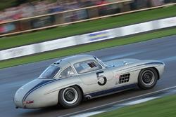 1955 Mercedes-Benz 300SL 'Gullwing', Jochen Mass