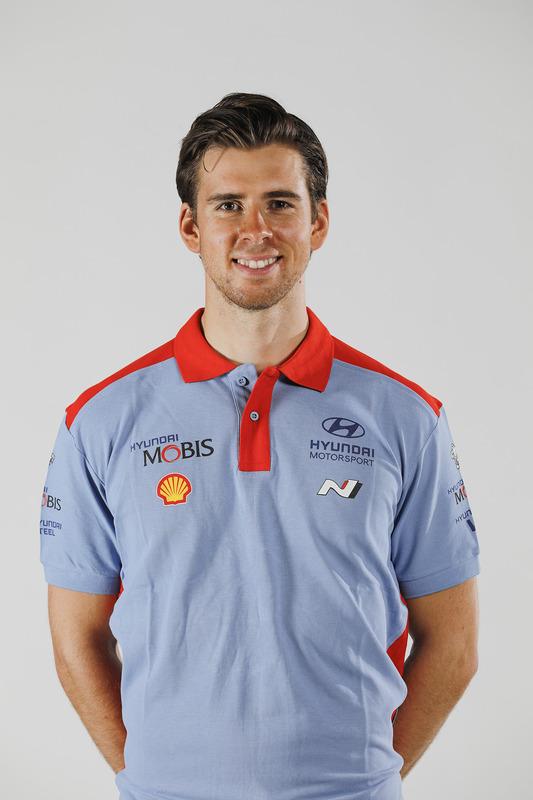 Anders Jäger, Hyundai Motorsport