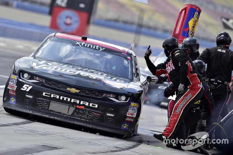 Jeremy Clements, Jeremy Clements Racing, Chevrolet