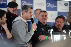 Ant Anstead in the press conference