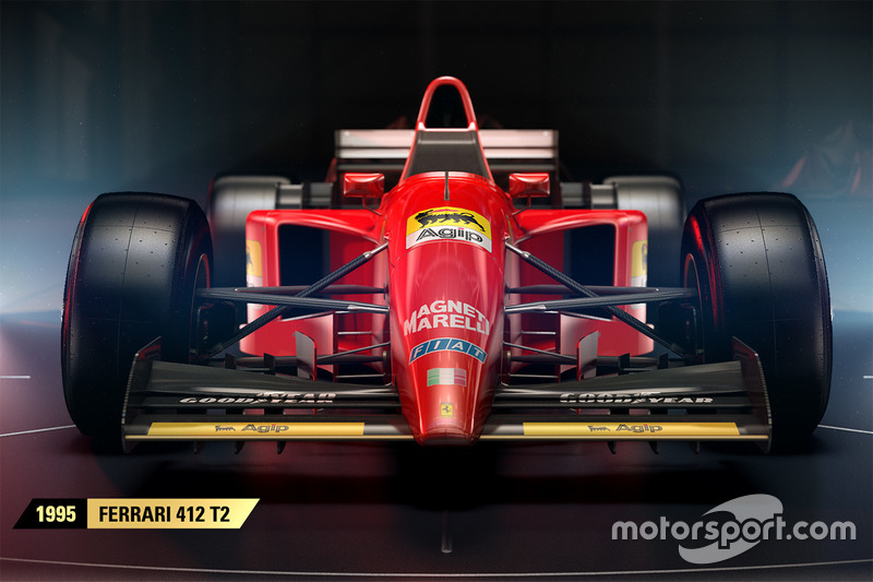 Ferrari 412 T2 (1995)