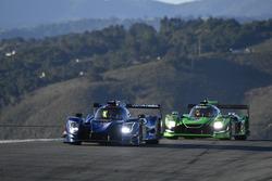 #90 Visit Florida Racing Ligier LMP2: Марк Гуссенс, Ренгер ван дер Занде, #2 Tequila Patrón ESM Nissan DPi: Скотт Шарп, Райан Делзіл