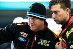 Adam De Borre, Rod Nash Racing Ford, Chaz Mostert, Rod Nash Racing Ford