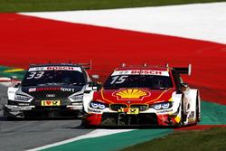 Augusto Farfus, BMW Team RMG, BMW M4 DTM, René Rast, Audi Sport Team Rosberg, Audi RS 5 DTM