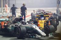 Valtteri Bottas, Mercedes AMG F1 W08 takes 3rd