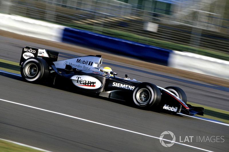 Льюіс Хемілтон, McLaren MP4-19B Mercedes