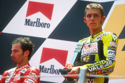 1. Valentino Rossi; 2. Max Biaggi