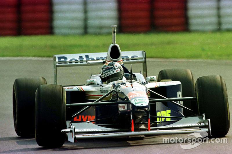 #4: Heinz-Harald Frentzen, Williams FW19