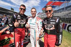 Garth Tander, Holden Racing Team, Craig Lowndes, Triple Eight Race Engineering Holden, James Courtney, Holden Racing Team