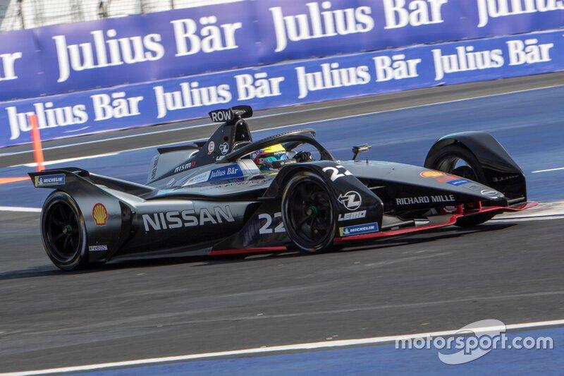 Oliver Rowland , Nissan e.Dams, Nissan IMO1