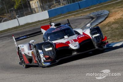 Toyota Sebring Februari test