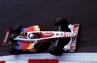 Alex Zanardi, Williams
