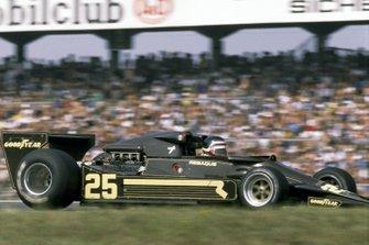 Hector Rebaque, Team Rebaque. Lotus 78