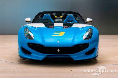 Presentazione Ferrari SP3JC